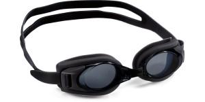 58e6b27474e569 View Lunettes de natation Noir avec verres plans - verres correcteurs comme  accessoires