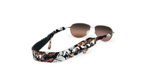 Croakies Print Salmon Fly Regular