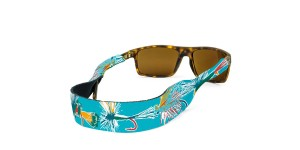 Croakies Print Dry Fly XL