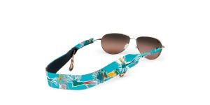 Croakies Print Dry Fly Regular