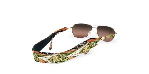Croakies Print White Light regular