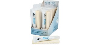 Anti-fog gel met borstel set combo
